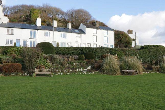 Thumbnail Terraced house for sale in Penhelig Road, Aberdyfi, Gwynedd