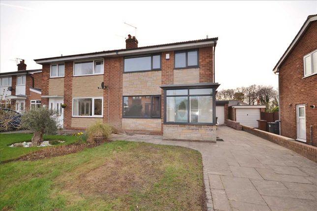 Thumbnail Semi-detached house to rent in Park Avenue, Euxton, Chorley