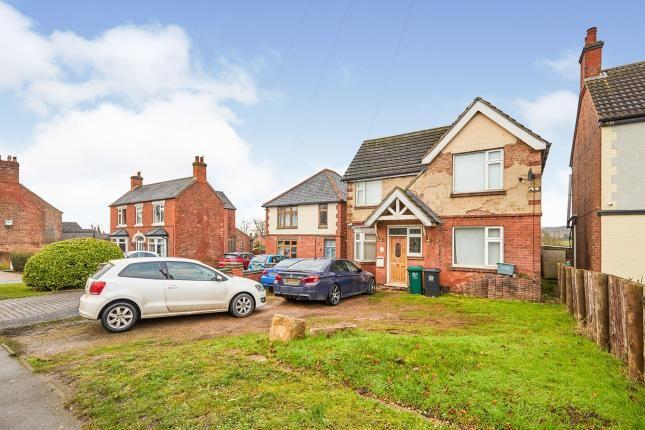 4 bed detached house for sale in Burton Road, Overseal, Swadlincote, Derbyshire DE12