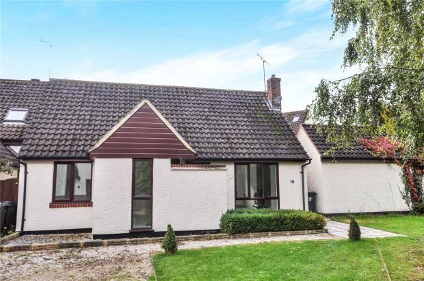 Thumbnail Detached bungalow for sale in Colehills Close, Clavering, Saffron Walden, Essex