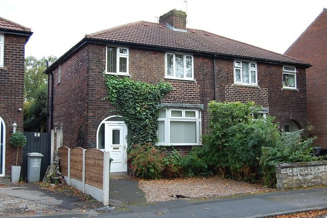 Thumbnail Semi-detached house to rent in Cambridge Road, Urmston