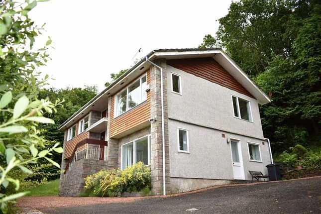 Thumbnail Detached house for sale in Westering Sun, Farm Road, Gourock, Renfrewshire