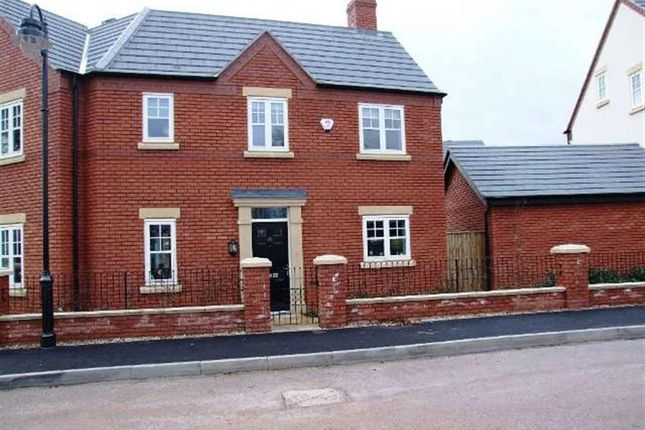 Thumbnail Semi-detached house to rent in Upton Grange, Upton, Chester