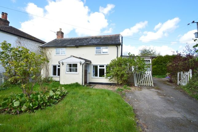 2 bed cottage for sale in Clare Road, Ovington, Sudbury
