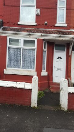 Thumbnail Terraced house to rent in Barlow Road, Levenshulme, Manchester
