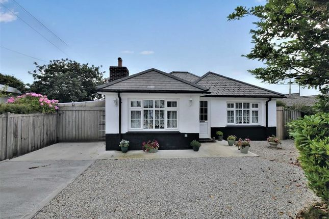 Thumbnail Detached bungalow for sale in Kilkhampton, Bude, Cornwall