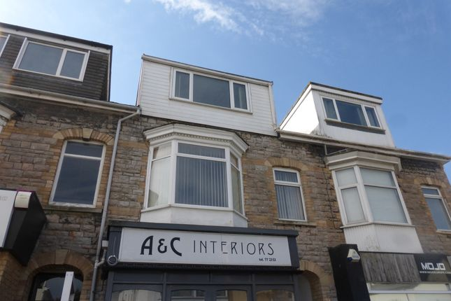 Thumbnail Maisonette for sale in New Road, Porthcawl