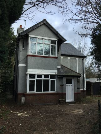 Thumbnail Detached house to rent in Wayville Road, Dartford
