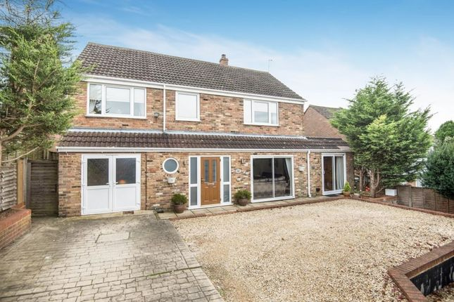 Thumbnail Detached house for sale in Hamilton Road, High Wycombe