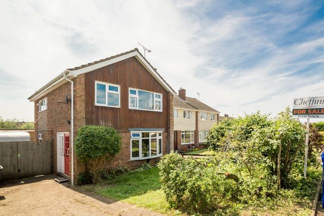 3 bed detached house for sale in Abbotts Road, Haverhill