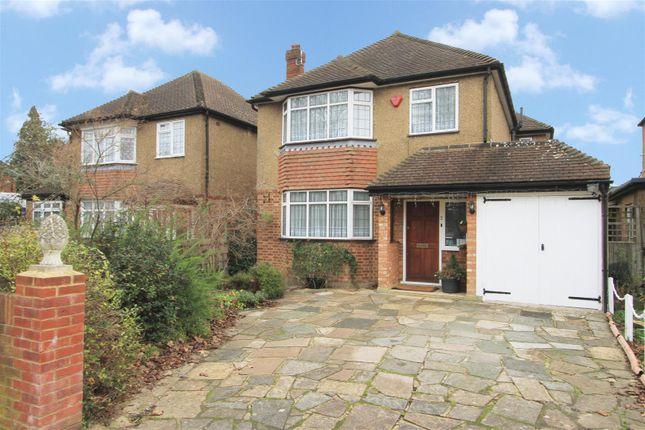 Thumbnail Detached house for sale in Milton Court, Ickenham