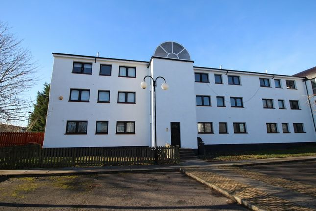 Thumbnail Flat to rent in Fiddoch Court, Newmains, Wishaw, North Lanarkshire