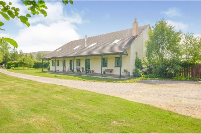 Thumbnail Detached house for sale in Errogie, Inverness