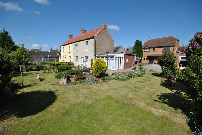 Thumbnail Semi-detached house for sale in Doncaster Road, Tickhill, Doncaster