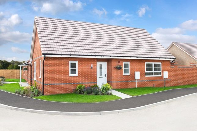 "Thumbnail Detached house for sale in ""Midhurst"" at Beech Croft, Barlby, Selby"