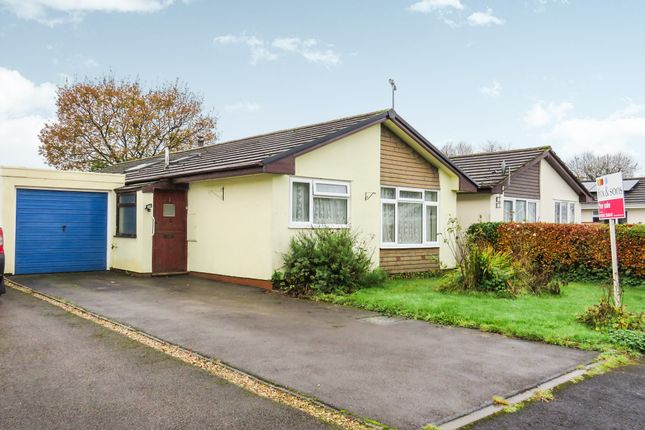 Thumbnail Detached bungalow for sale in Apple Tree Close, Witheridge, Tiverton