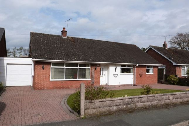 3 bed detached bungalow for sale in Birch Road, Congleton