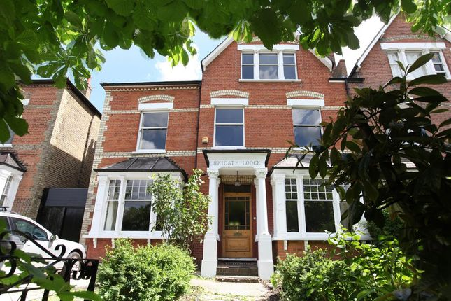 Thumbnail Semi-detached house for sale in Wood Vale, London