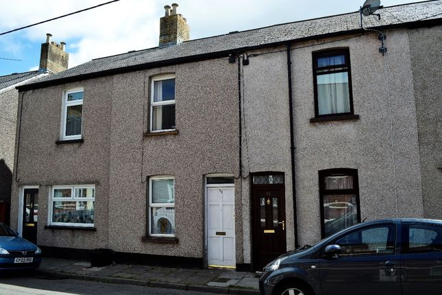 Thumbnail Terraced house to rent in Cambria Street, Griffithstown, Pontypool