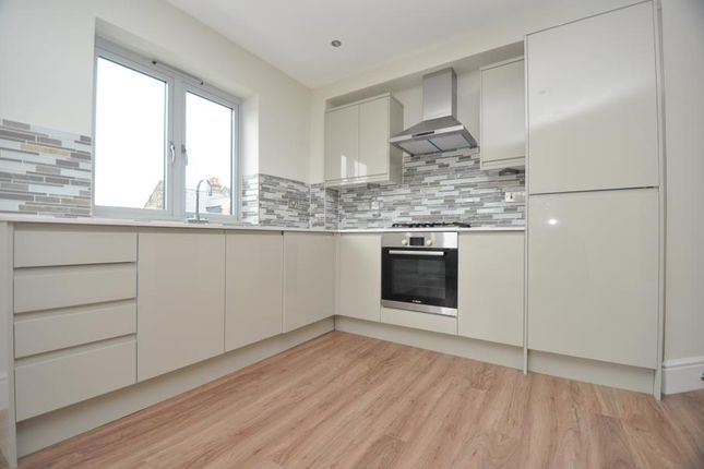 Thumbnail Flat to rent in Stainforth Road, London