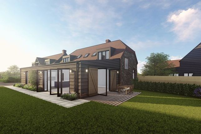 Thumbnail Detached house for sale in The Forge, Pitt Lane, Frensham