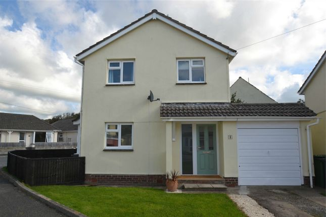 Thumbnail Detached house for sale in South View Close, Braunton