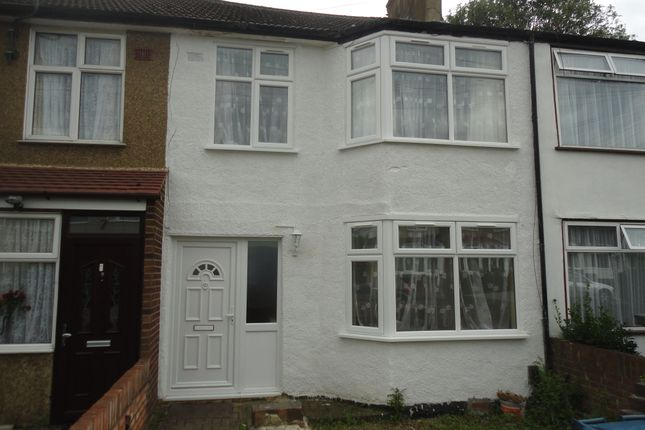 Thumbnail Terraced house to rent in Athelstone Road, Harrow Weald