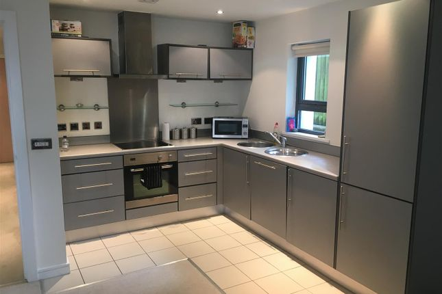 Thumbnail Flat to rent in Citipeak, Wilmslow Road, Manchester