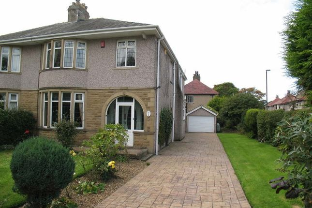 Thumbnail Semi-detached house to rent in Broadway, Morecambe