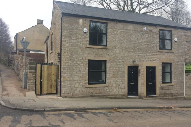 Thumbnail Terraced house to rent in Huddersfield Road, Millbrook, Stalybridge