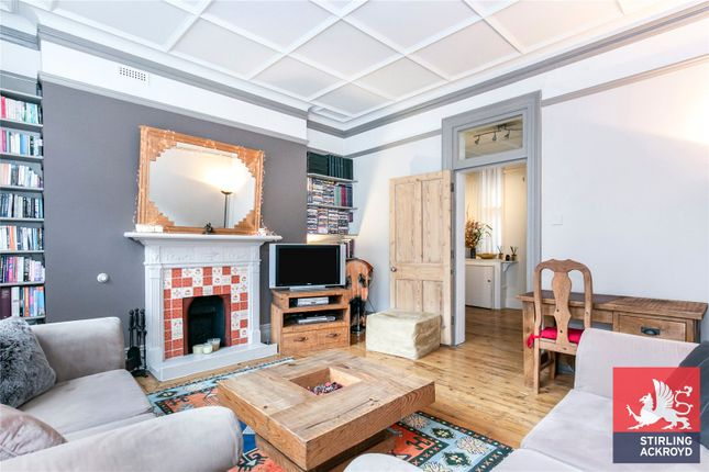 Living Room of Great Russell Street, London WC1B
