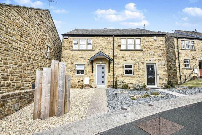 Thumbnail Semi-detached house for sale in Oak Apple Walk, Stannington, Sheffield