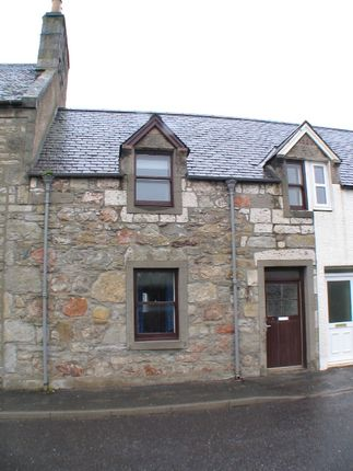 Thumbnail Terraced house for sale in 2 Stafford Street, Helmsdale
