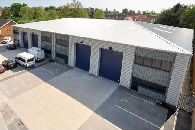 Thumbnail Light industrial to let in Units 24, 25 & 26 Vale Industrial Estate, Southern Road, Aylesbury