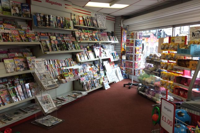 Retail premises for sale in Newsagents LS28, West Yorkshire