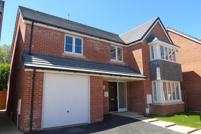 Thumbnail Detached house for sale in St Lythans Park, Culverhouse Cross, Cardiff
