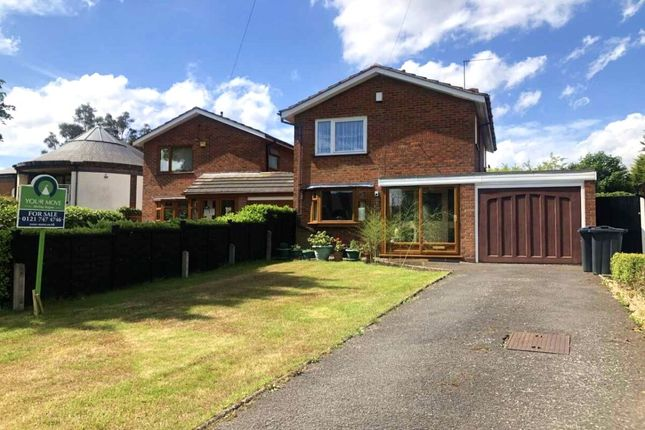 Thumbnail Detached house for sale in Hodge Hill Common, Hodge Hill, Birmingham