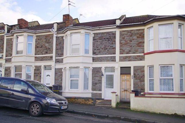 Front of Grindell Road, Bristol BS5