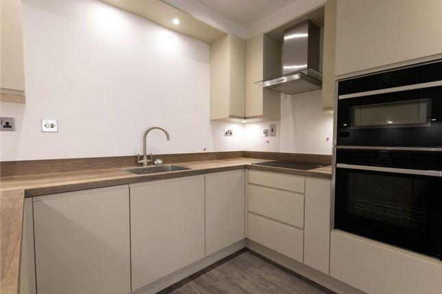 Kitchen of 8 Merriman Court, Le Foulon, St Peter Port GY1