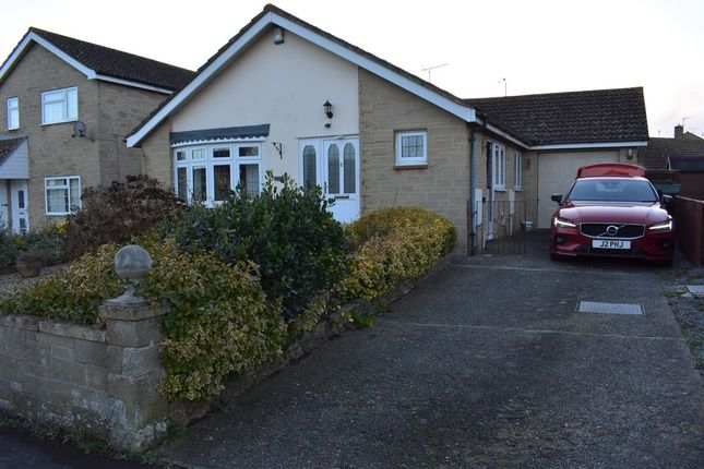Thumbnail Detached bungalow to rent in Abbey Manor Park, Yeovil, Somerset