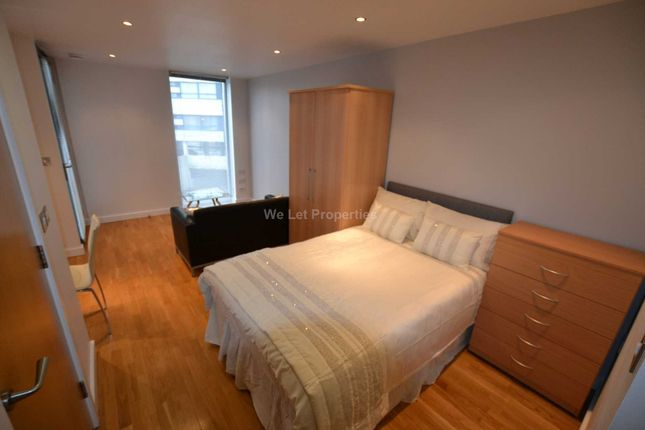 Thumbnail Studio to rent in The Quays, Salford