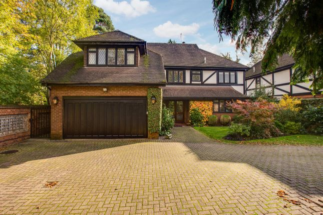 Thumbnail Property for sale in The Sycamores, Radlett