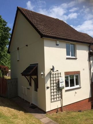 Thumbnail Terraced house to rent in Heron Way, The Willows, Torquay