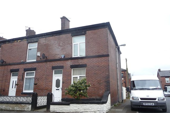 Thumbnail End terrace house to rent in Victoria Street, Radcliffe, Manchester