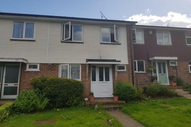 Thumbnail Room to rent in Lees Road, Willesborough, Ashford