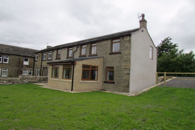 Thumbnail Semi-detached house to rent in Carr Lane, Holmbridge, Holmfirth