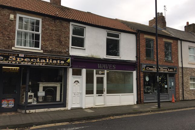 Thumbnail Retail premises for sale in Albion Road, North Shields