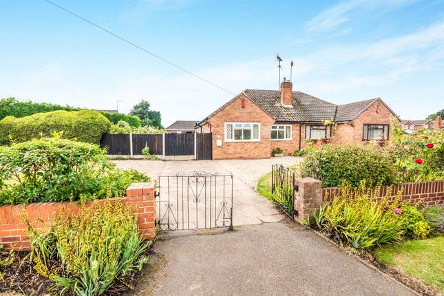 Thumbnail Semi-detached bungalow for sale in Moss Grove, Kingswinford