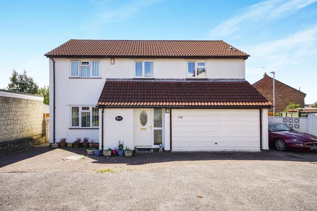 Thumbnail Detached house for sale in Forest Road, Kingswood, Bristol