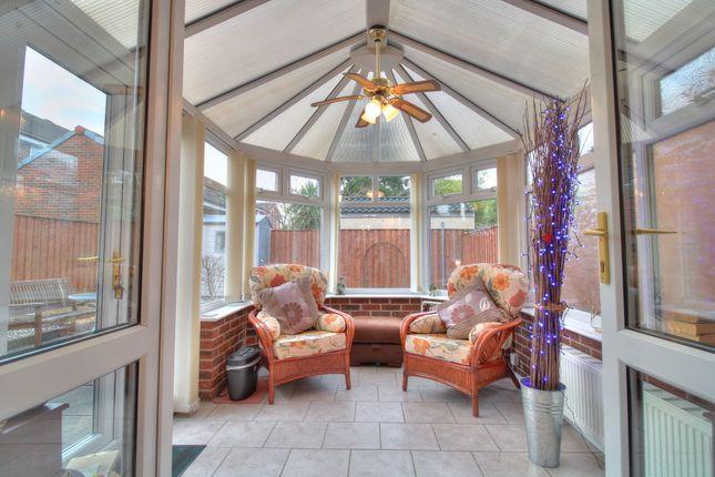 Conservatory of Evergreen Close, Chorley PR7